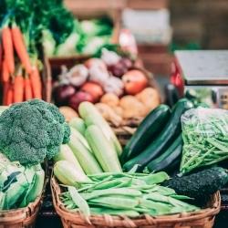 Légumes colorés riment avec santé!